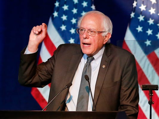 Bernie Sanders (Democrat)