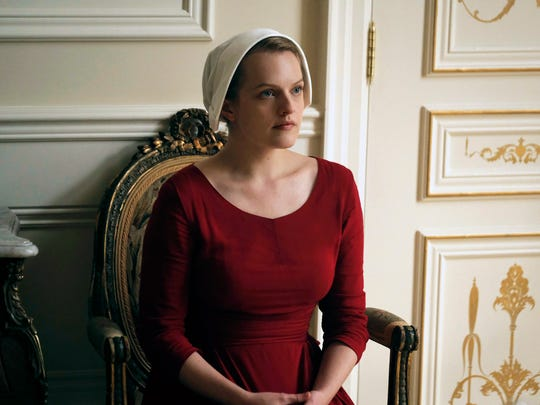 At the end of Season 1 of 'The Handmaid's Tale,' Offred