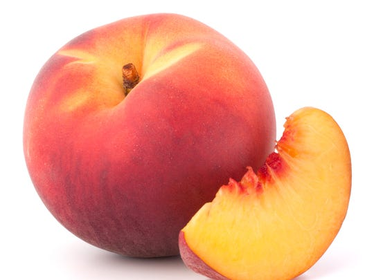 Peaches are a good source of fiber, vitamin A, vitamin C, niacin and potassium, and there are many ways to enjoy them — fresh as a snack, sliced in salads and chopped in salsas.
