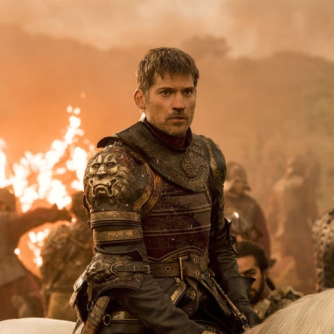 FILE - This file image released by HBO shows...