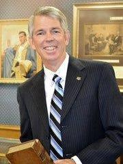 Author and evangelist David Barton