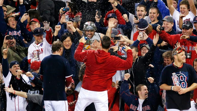 Fenway Park hasn't seen a World Series-clinching victory for the home team since 1918. The Red Sox could win it all in Game 6 (or Game 7, if necessary).