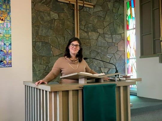 The Rev. Rachel Helgeson is the pastor of Northminster