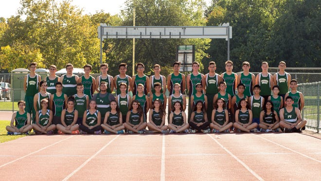 Passaic Valley will run in the state sectional championship meet at Garret Mountain.