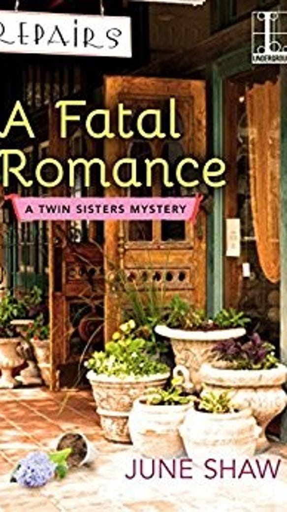 """""""A Fatal Romance"""" by June Shaw"""