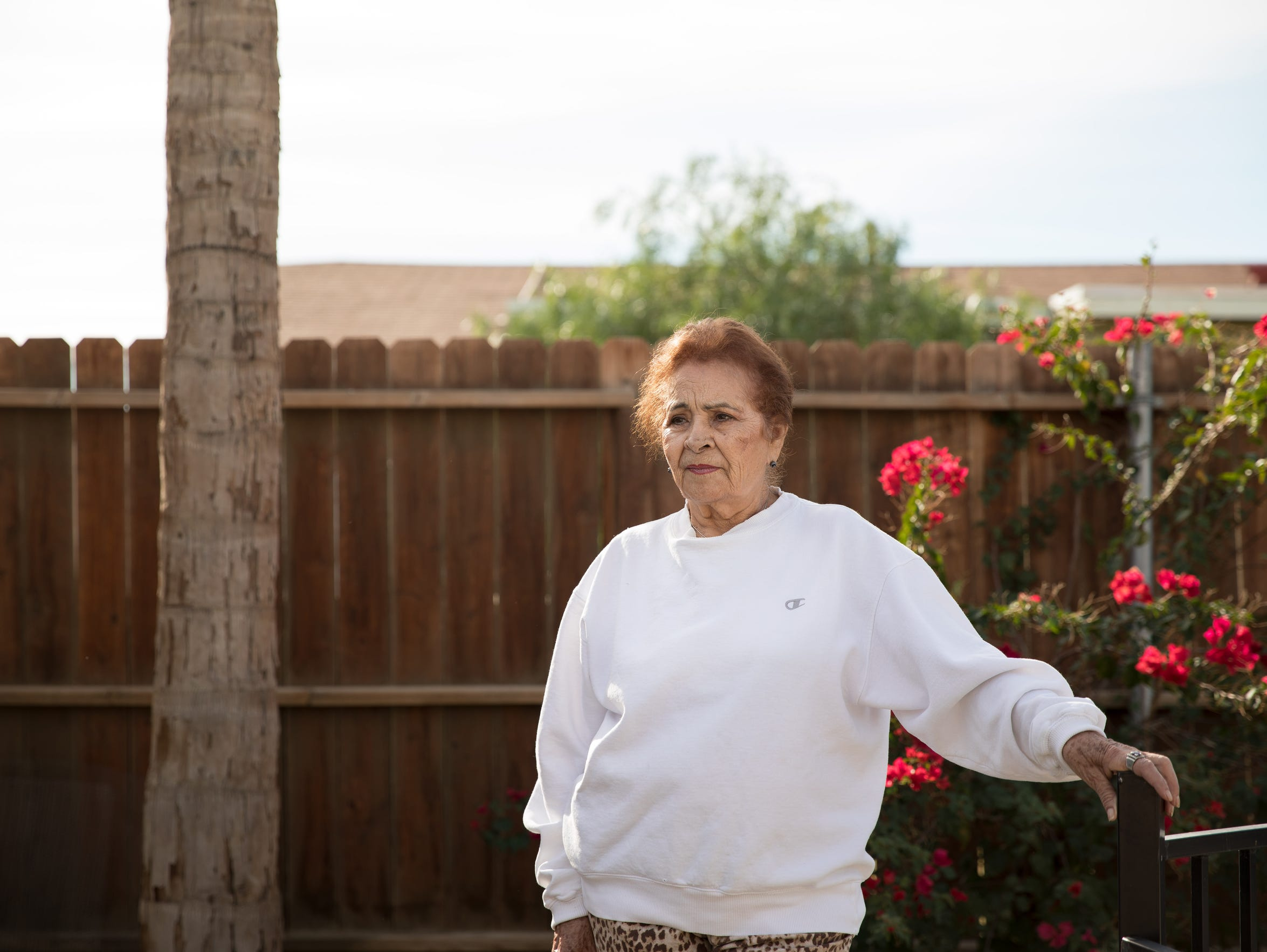 Ramona Morales, a Coachella Valley resident who has