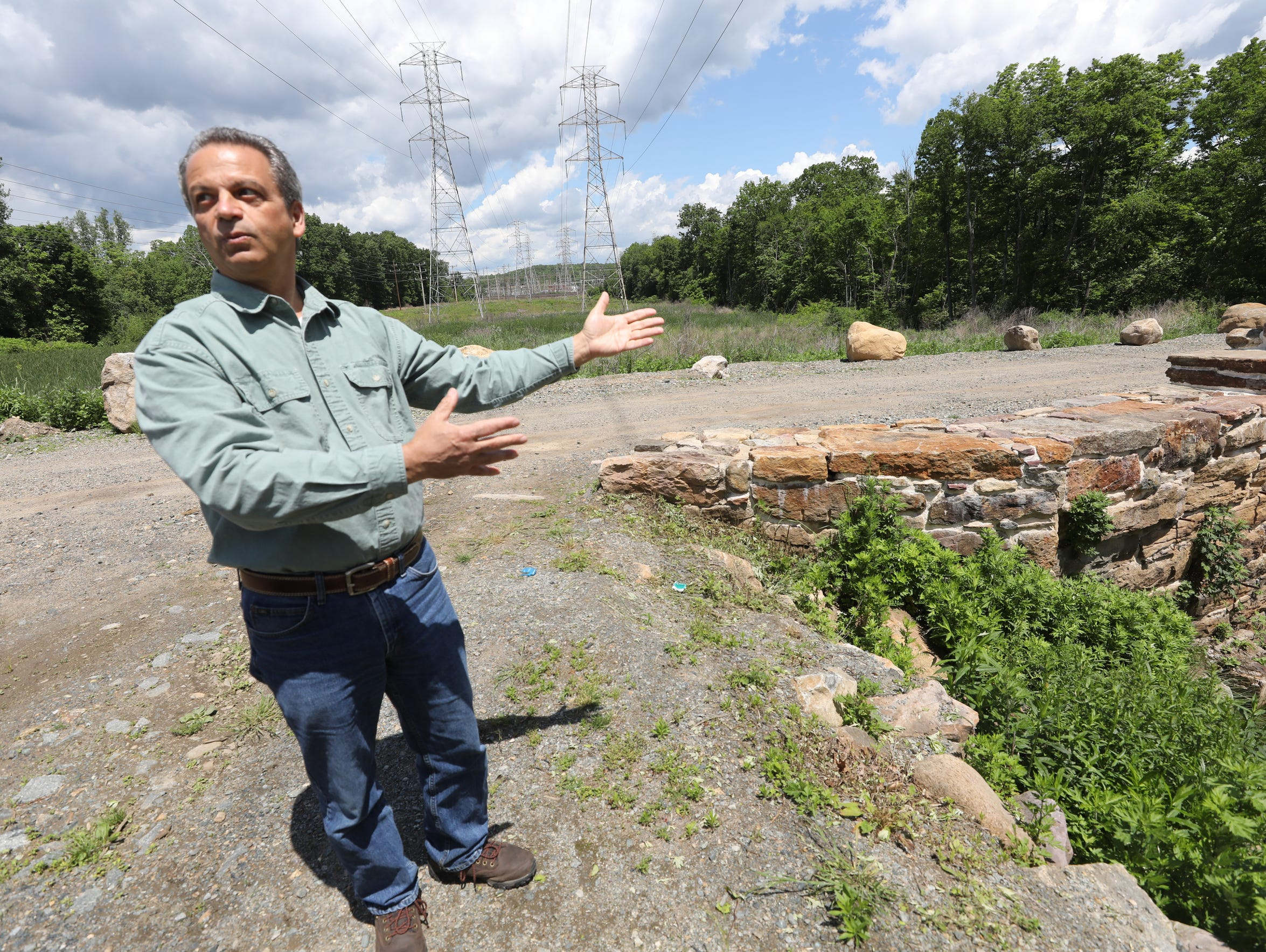 Morris Canal route reborn as greenway parks and trails