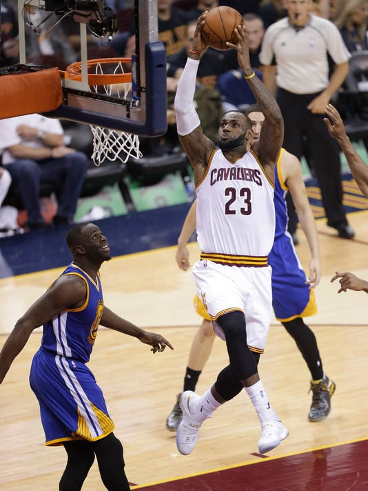 The Latest  Cavaliers force Game 7 f48f3daea