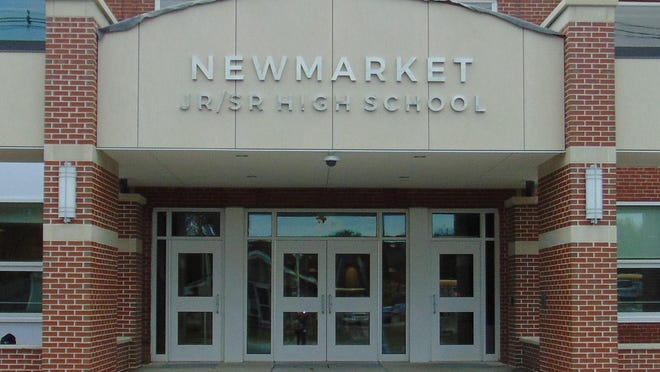 The Newmarket Junior-Senior High School.