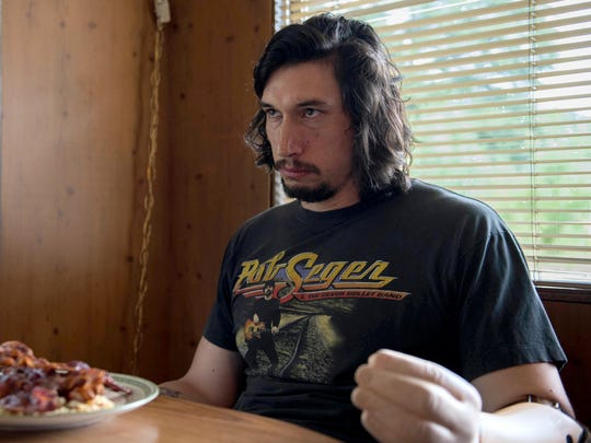 Adam Driver stars as Clyde Logan, the more contemplative