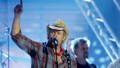 Toby Keith coming to FireKeepers Casino and Resort on July 6