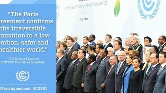 Image credit: UNFCCC
