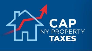 Property tax cap logo