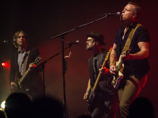 Jason Isbell and the 400 Unit will perform at Symphony