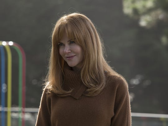 Nicole Kidman plays Celeste Wright on HBO's 'Big Little