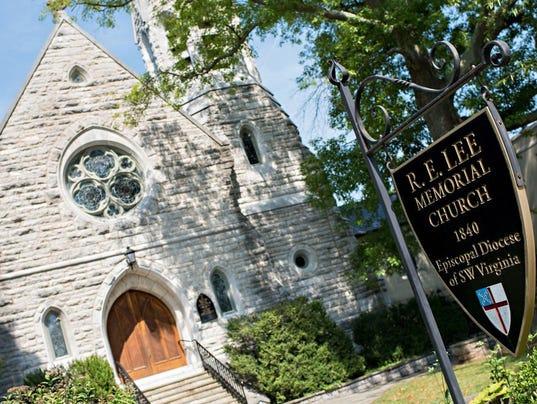 VIRGINIA-CHURCH