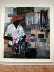 """Tyanna Buie's artwork """"Incarnation"""" is a memorial to"""