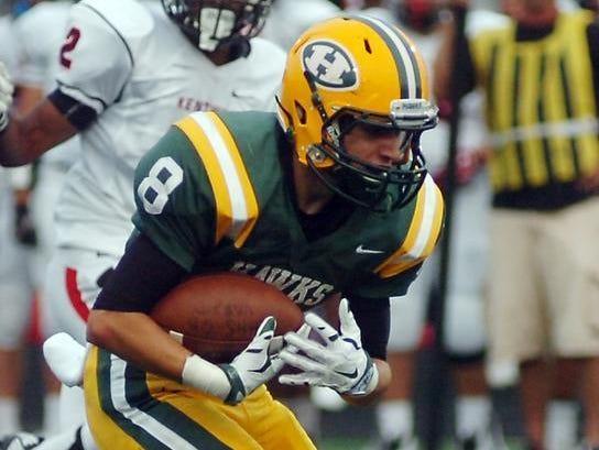 Senior quarterback Anthony Giovanni has six touchdown passes in three games.