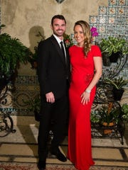 The Leukemia & Lymphoma Society's Annual Black Tie Gala will be chaired by Richard and Trish Rendina.