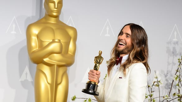 AP PEOPLE-JARED LETO A ENT FILE USA CA
