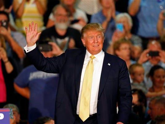 Trump - NH