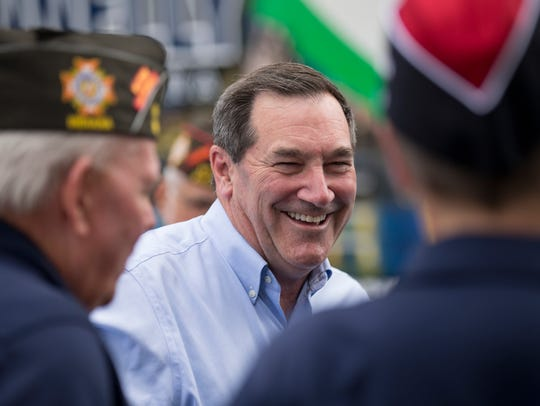 Joe Donnelly has both undergraduate and law degrees from the University of Notre Dame.