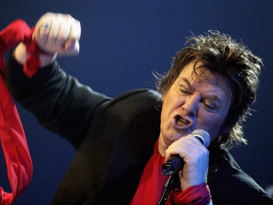 hot sale online d217e e20b1 Doc Neeson, frontman for the Angels, dies at 67
