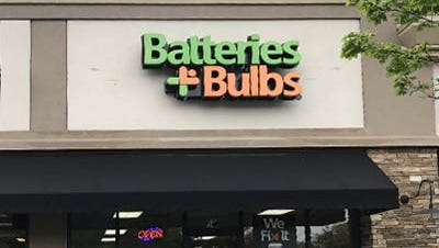 Batteries Plus Bulbs has opened a store in Clemson.