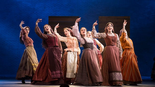 """""""Fiddler on the Roof"""" will be on the Wharton stage from Dec. 4-9."""