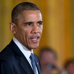Barack Obama announced his executive orders on immigration Thursday.