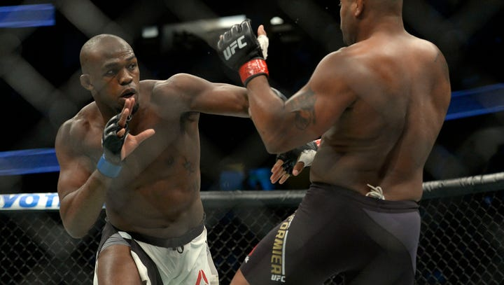 Jon Jones' B sample also tested positive for steroid at UFC 214