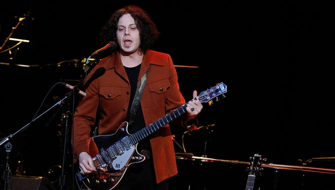 Jack White's sold-out Madison Square Garden performance 9 tonight will be live-streamed via the Jack White Live Pandora Station.
