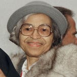 A rare inside look at the life of Rosa Parks