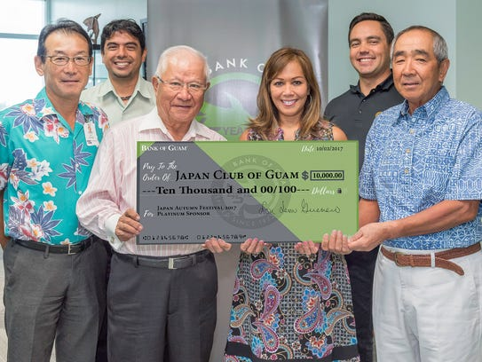Bank of Guam continues to support the annual Japan