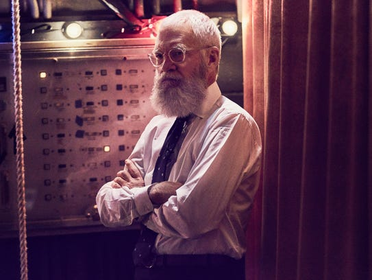 "David Letterman returns to TV with ""My Next Guest Needs"