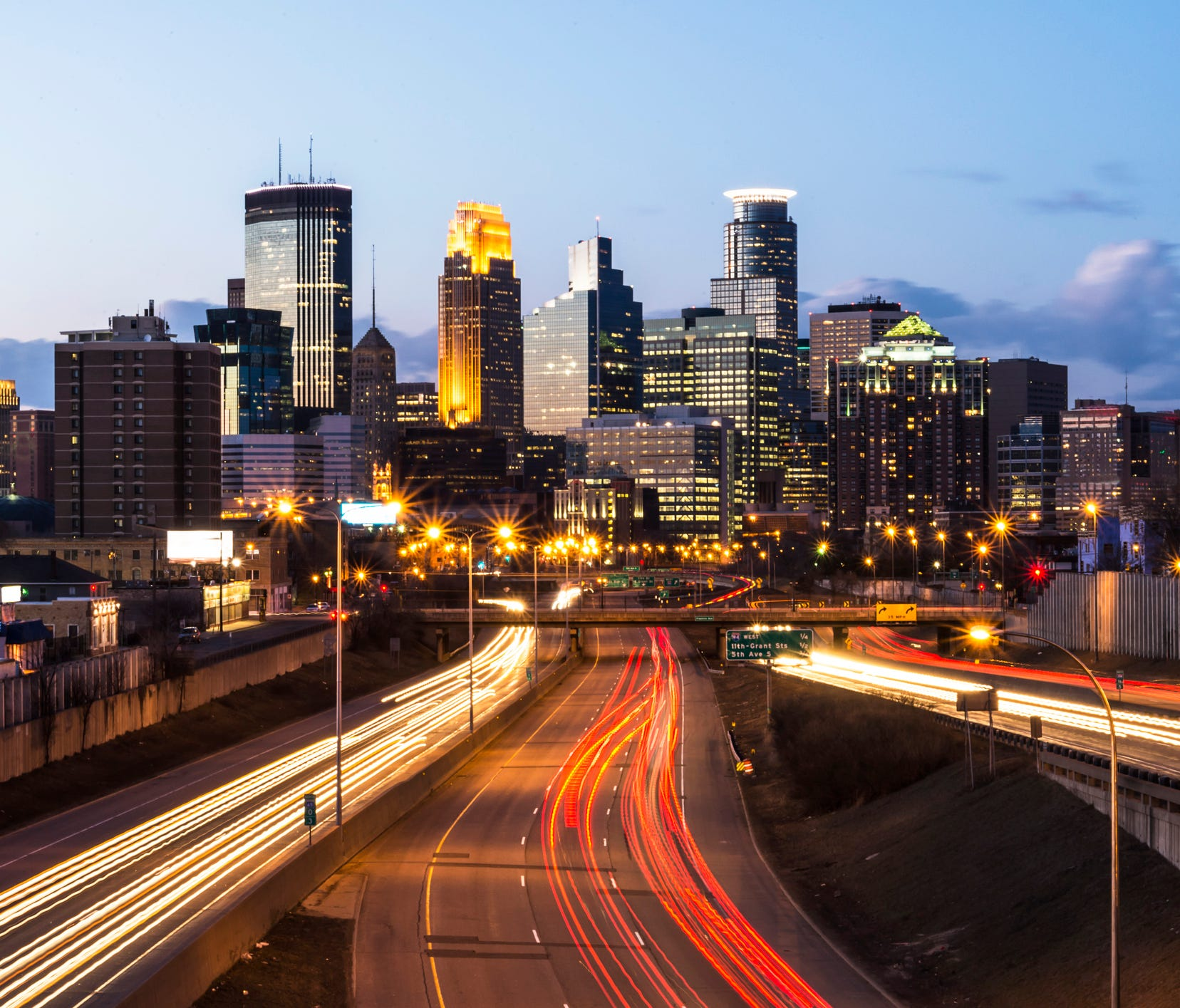 Minneapolis: There's more to see in Minnesota than you might expect, and the larger of its Twin Cities beckons beer, music and outdoor lovers for a three-day weekend. Often named the most bike-friendly city in America, Minneapolis can be easily canva