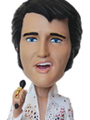 Elvis bobblehead
