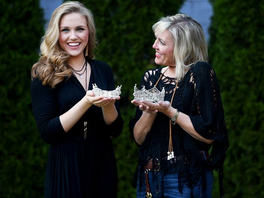 Miss Germantown 2018 Cassidy Sheppard will be competing