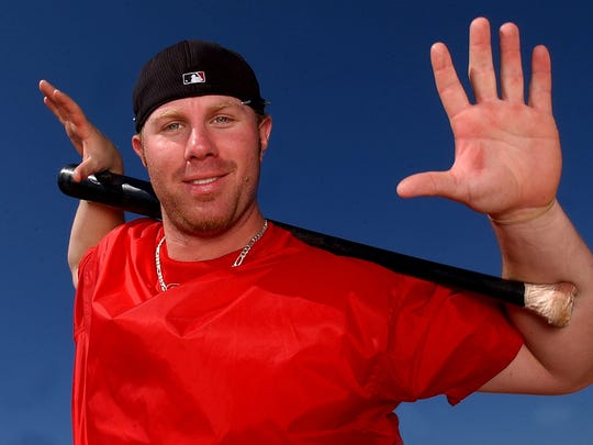 Adam Dunn in 2002.