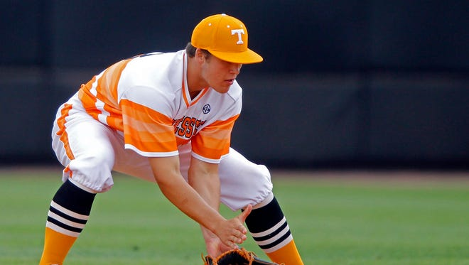 The Reds could take Tennessee's Nick Senzel with the No. 2 pick on Thursday.
