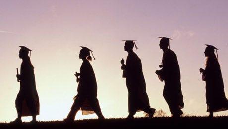 Area graduation ceremonies.