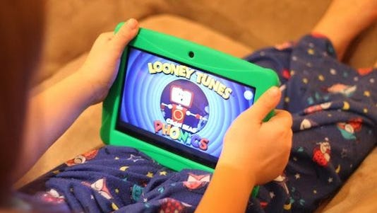 As kids grow, so will the desire to get their hands on a tablet.