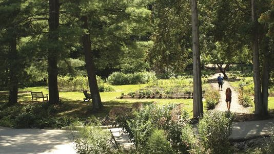 Omega Institute for Holistic Studies, in Rhinebeck, NY.