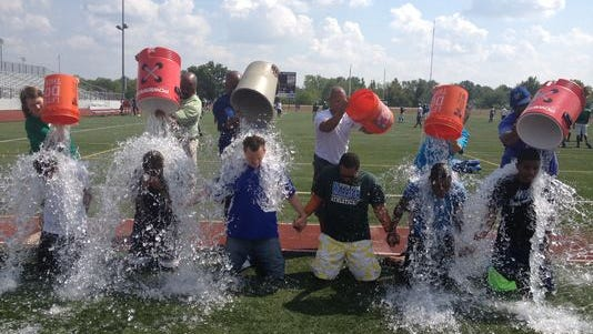 The Archdiocese of Cincinnati has asked the principals at its Catholic schools not to encourage students to raise money for the ALS Association as the ice-bucket challenge becomes an internet sensation.