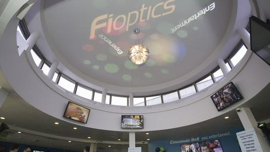 Fioptics is a key part of Cincinnati Bell's growth strategy.