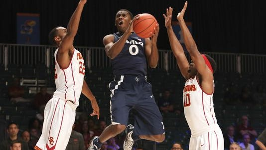 Semaj Christon has hired an agent and has declared for the NBA draft.