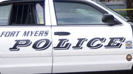FILE: Fort Myers Police vehicle