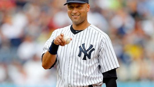 Derek Jeter announced in February this would be his last season playing baseball.