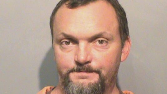 Douglas Allen Wamsley, 38, was charged with public intoxication.