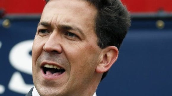 """<p><b>July 14:</b> McDaniel asks for an <a href=""""http://www.clarionledger.com/story/news/politics/2014/07/15/mcdaniel-asks-mississippi-supreme-court-open-records/12664323/"""">emergency order</a> forcing Harrison County Circuit Clerk Gayle Parker to let him see original copies of poll books. </p>"""